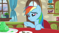 """Rainbow Dash """"it was great as usual"""" S6E11"""