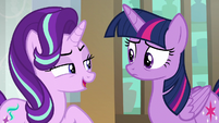 """Starlight Glimmer """"see what I did there?"""" S9E1"""