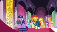"""Sunburst """"solving a thousands-year-old mystery"""" S7E25"""