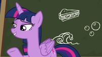 """Twilight Sparkle """"I have a pretty good idea"""" S6E22"""