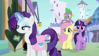 """Twilight Sparkle """"what was that about?"""" S9E24"""