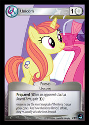 Unicorn token card MLP CCG.jpg