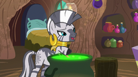 """Zecora """"such luck, your coming here"""" S9E18"""