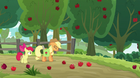 """Applejack """"can't believe I'm sayin' this"""" S9E10"""