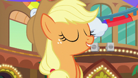 """Applejack """"never would have been able to trick the trickster"""" S6E20"""