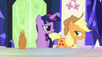 """Applejack """"so much for that whole spell theory"""" S5E22"""
