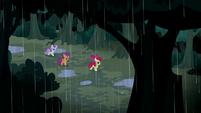 CMC continue through the woods S5E6