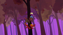 Garble and his friends hit tree again S2E21