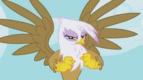 Gilda getting irritated S1E05