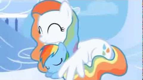 MLP Rainbow Dash Tribute