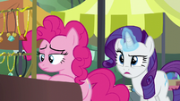 Rarity unsatisfied --that's it--- S6E3