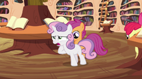"""Sweetie """"Think I threw my neck out"""" S4E15"""