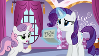 "Sweetie Belle ""what does it mean?"" S6E15"
