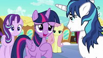 """Twilight """"didn't know you were meeting us"""" S6E1"""