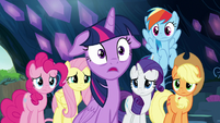 """Twilight Sparkle """"how we can defeat him!"""" S9E2"""