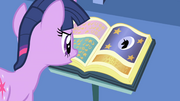 Twilight reading Mare in the Moon myth S1E01.png