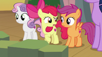 """Apple Bloom """"a seapony for a brother?"""" S8E6"""