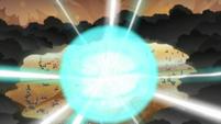Crystal magic pushes back Sombra's power S9E1