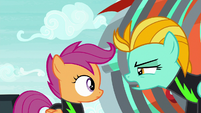 """Lightning """"wouldn't wanna get impeached"""" S8E20"""