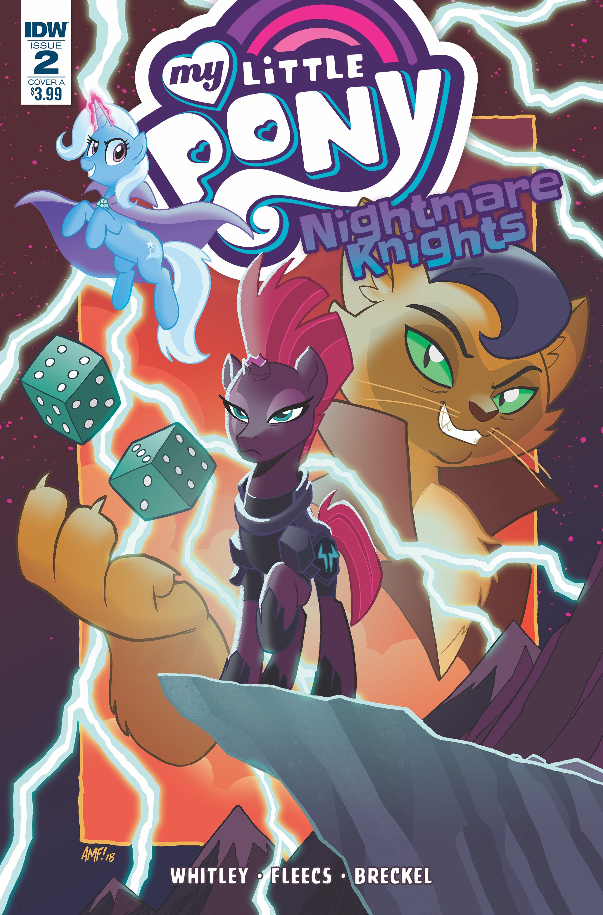 Nightmare Knights Issue 2