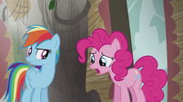 "Pinkie ""Who would want to record a history that sad?"" S5E8"