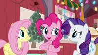 """Pinkie Pie """"so I can play, too"""" BGES2"""