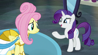 """Rarity """"scads more satisfying"""" S8E4"""
