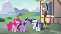 """Rarity """"there'll be plenty of other chances"""" S5E22"""