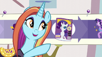 Sassy's plan step -Cosmare Cover Pony- S5E14