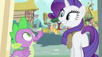 """Spike """"It's amazing!"""" S4E23"""