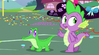 """Spike """"let me try something"""" S8E18"""