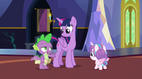 """Spike """"that was pretty adorable"""" S7E3"""