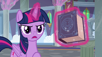 "Twilight Sparkle ""no cannons in class"" S8E1"