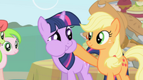 Twilight not sure if wants
