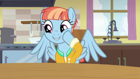 """Windy Whistles """"she just loved to carbo-load"""" S7E7"""