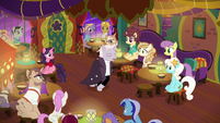"""Zesty Gourmand """"what hats to wear with which skirts"""" S6E12"""
