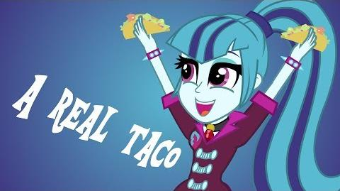"A Real Taco ""EQG ANIMATION"""