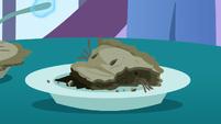 A bit of the pie is eaten S3E9