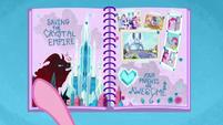 Baby Flurry Heart's Heartfelt Scrapbook page five BFHHS5