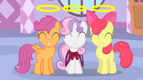 Cutie Mark Crusaders angels S1E17