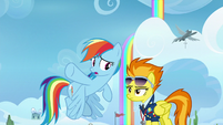 """Dash """"this is what I was telling you about"""" S8E20"""
