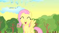Fluttershy continues singing S1E23