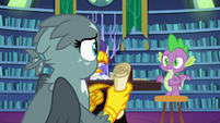 """Gabby """"your scroll said you were too tired"""" S9E19"""