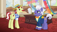 """Gladmane """"probably made you a tempting offer"""" S6E20"""