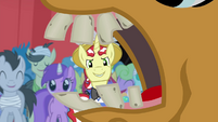 Inside pony's mouth S4E20