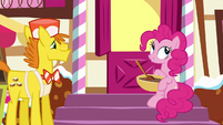 "Pinkie ""Cross my heart and hope to fly"" S5E19"