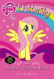 Portada de Fluttershy and the Fine Furry Friends Fair.jpg