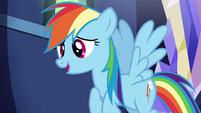 """Rainbow """"not try to make us recreate everything"""" S5E22"""