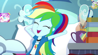 "Rainbow Dash ""whole afternoon with just me"" SS12"