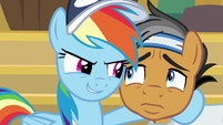 Rainbow Dash has another idea S9E6